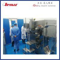 常州力马-缬沙坦片的辊压干法制粒机LG-200、干法造粒机生产厂家