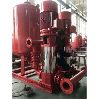 卓全XBD8.5/25G-L消防泵组恒压切线泵多级泵