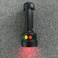 铁路信号手电筒MSL4710铁路巡检四色信号灯LED锂电池武汉