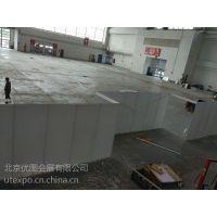 北京铝料围挡租赁、出租围挡摄影展板 挂画临时展墙搭建