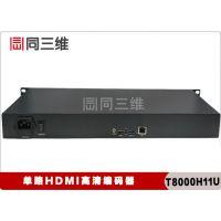 同三维T8000H11U 1路HDMI高清H.264编码器