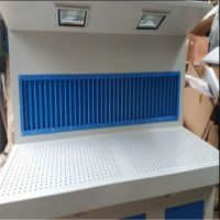 供应 富宏元打磨工作台 木工打磨吸尘处理设备 定制 无尘工作台