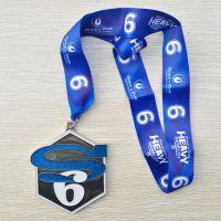 厂家制作马拉松奖牌 定做个性金属运动会奖牌 锌合金创意纪念奖章