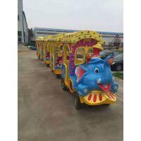 配电箱小火车去哪购买 小火车设备都有几个座位 游乐玩具轨道火车价位