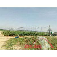 中惠大型农田灌溉设备万能回转式喷灌机