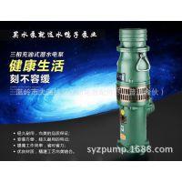 QY潜水泵 油浸泵 家用清水抽水泵 农用灌溉 厂家批发直销