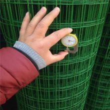 养殖围栏 涂塑焊接网 绿色圈地网
