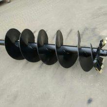 厂家直销挖掘机螺旋钻机型号现货一件代发