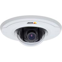 安讯士AXIS M3011 固定式半球网络摄像机 超紧凑、嵌壁式安装视频监控解决方案