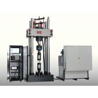 微机控制电液伺服疲劳试验机(双立柱)济南文腾试验机厂家直销