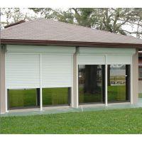 江西铝合金窗、南昌折叠窗 卷帘窗价格 南昌明和 制做厂家 价格便宜 优质服务