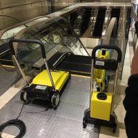 河北供应欧洁OJER VP-460自动步梯清洁机, 商场扶梯清洗