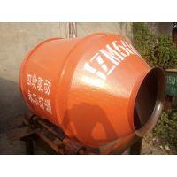 甘肃临夏天旺简易型350-500摩擦式小圆灌搅拌机