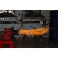 山东工业锅炉供热设备 醇基燃料高效燃烧机