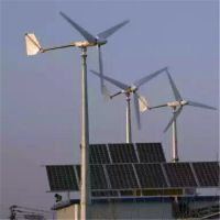 晟成小型离网1000W全自动风力发电设备
