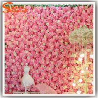广东厂家植物花墙 室内室外人造仿真植物墙价格 玫瑰花绿植墙