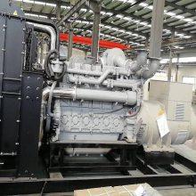 宁海进口帕金斯柴油发电机组280KW功率 2206C-E13TAG2