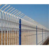 锌钢市政栏杆定制pvc栏杆