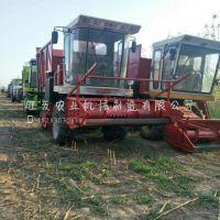 玉米秸秆青储机收割效率快 青储铡草揉丝机报价