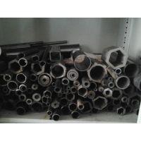 异型钢管厂家 加工定做各种材质八角管锥形钢管 内六角管 异型管