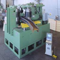 铝型材弯弧机 小口径盘管机 铝板材折弯压槽机 数控方管滚弯机