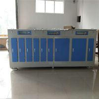 UV光触媒废气处理设备 10000风量光氧除臭设备