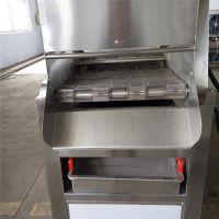 供应春卷电加热油炸流水线、新品卷饼连续式自动提升油炸设备