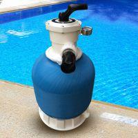 河北科力厂家定制CT800 海鲜池水净化过滤设备 顶出过滤砂缸