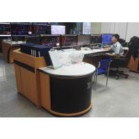 联众恒泰 AOC-D系列 青海省某市铁路局调度中心 控制台定制设计 面向全国销售