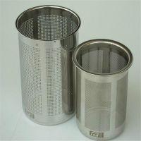 长期销售耐高温耐腐蚀过滤网 石油复合网 不锈钢密纹网 塑料溶体过滤网