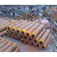 山东聊城生产20#大口径厚壁无缝钢管 机械加工、轴承加工用厚壁钢管切割