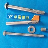 顺德螺丝厂,通信电力设施膨胀螺栓,防滑膨胀螺丝,高强度膨胀螺栓