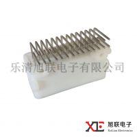 高品质汽车连接器针座 焊板系列 DJ7281-0.7-10AW 弯针批发