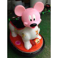 木羊人MYR-QSFGXDWC 亲子游乐小型玩具车推荐 全身发光小动物碰碰车