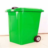 献县鑫建供应献县环卫垃圾桶 户外垃圾桶 垃圾箱生产厂家