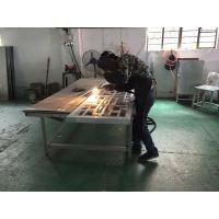 厂家定制雕刻铝窗花,屏风幕墙装饰专用