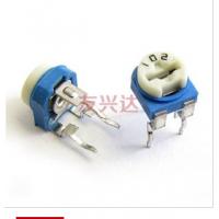 蓝白可调电阻基本使用说明