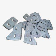 郑州昌利JS500/750型双卧轴搅拌机衬板叶片搅拌轴刮板搅拌臂内密封易损件