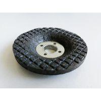 汽车轮毂打磨抛光专用50x4x10mm气动小磨片 不锈钢打磨专用磨片