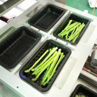 盒式气调锁鲜包装机全自动盒式鲜肉气调保鲜包装机原理