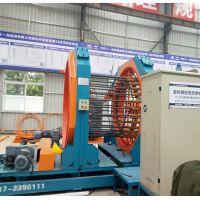 山东交建数控钢筋笼滚焊机SJG1500机械化加工钢筋笼质量有保证