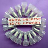 东莞金笔尼龙闭端端子CE-2X铜管接线端子厂家