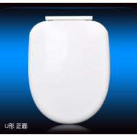 厂家直销 塑料缓降加厚老式马桶盖 PP通用UVO型 马桶盖
