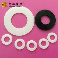 专业加工黑色POM塑料垫片 耐高温环氧垫片 纤维胶木垫片