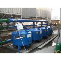 高效浅层介质过滤器,石英砂过滤器 循环水旁滤器