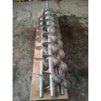 【江苏佳禾】专业生产叠螺式污泥脱水机配件 螺旋轴总成