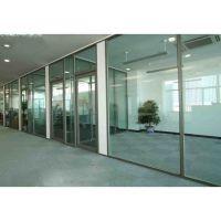 天津塘沽区安装平开玻璃门,厂家定制钢化玻璃门