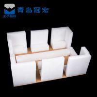 冠宏EPE定位包装缓冲保温材料各种异型包装定制厂家批发