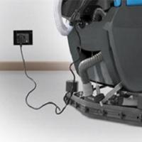 大型手推式洗地机大水箱地面清洁设备菲迈普SMX刷地宝