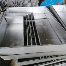 新云 苏州定制不锈钢304隐形窨井盖 不锈钢下水道地沟方井盖800×800